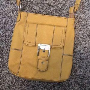 Yellow Nine West Bag